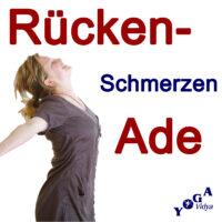 Cover Art des Rückenschmerzen Ade Podcast.