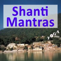Cover Art des Shanti Mantra Podcast
