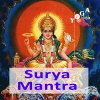 Cover Art des Surya Mantra Podcast