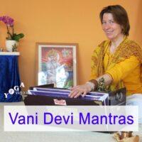 Cover Art des Vani Devi - Mantrasingen und Kirtan Podcast