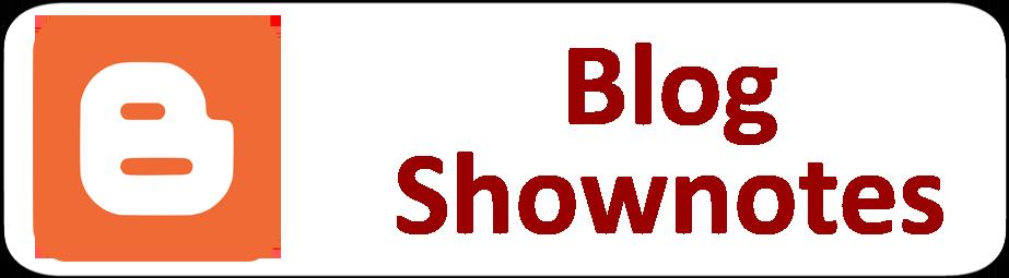 Alle Infos zum Podcast: Blog und Shownotes
