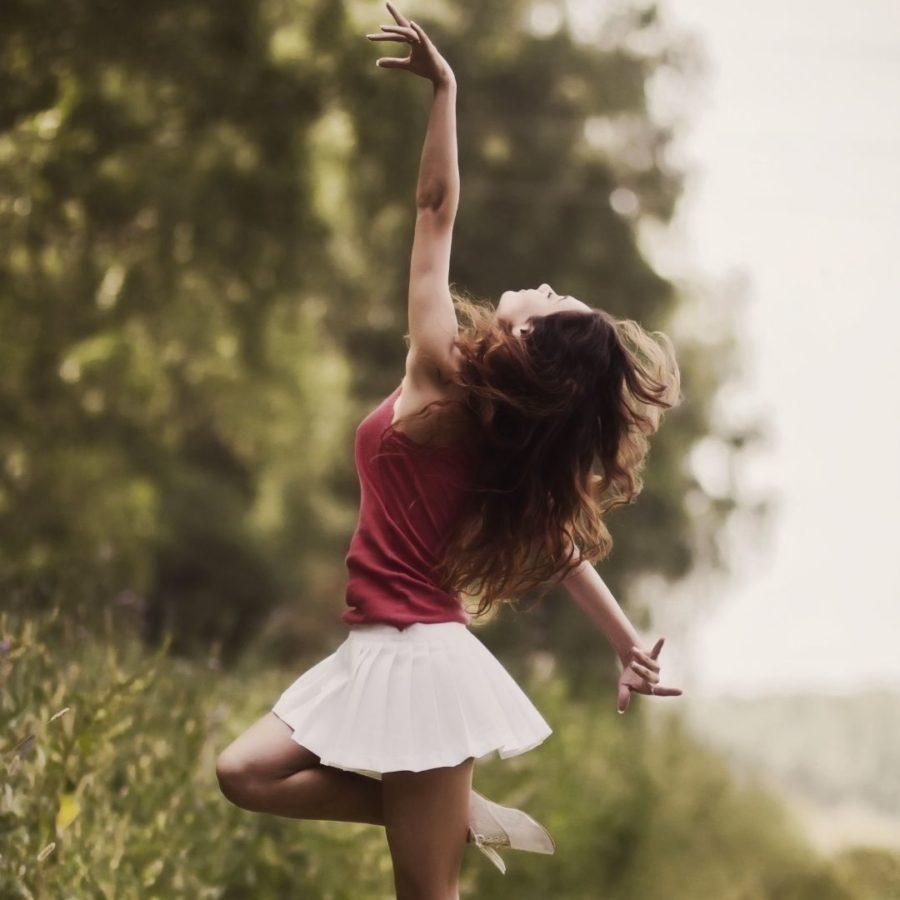 Tanzen befreit uns