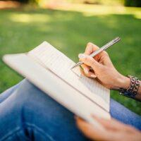 Gedankentagebücher helfen uns unsere Gedanken zu erkennen