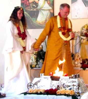 Hochzeit Sukadev und Satyadevi 135