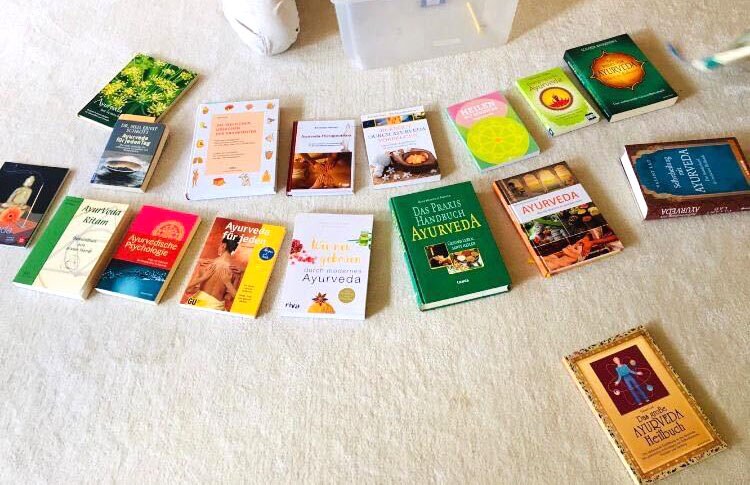 Ayurveda Bücher
