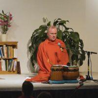 Sukadev in Meditation