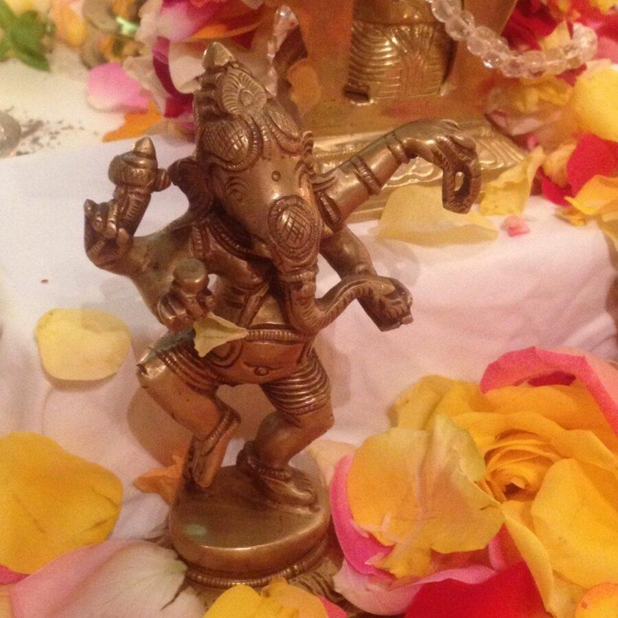 Ganesha ist teil der indischen Mythologie