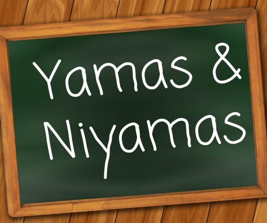 Die Yamas und Niyamas von Patanjali verraten uns eine ganze Mengen über das gute Leben