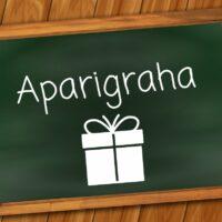 Aparigraha heißt Unbestechlichkeit