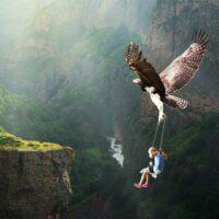 Vertrauen in das Ungewisse hilft uns in schweren Zeiten