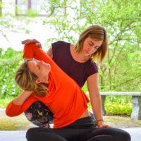 Thai Yoga Massage als passives Yoga