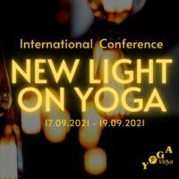 International Conference New Light on Yoga vom 17.09.2021 bis 19.09.2021