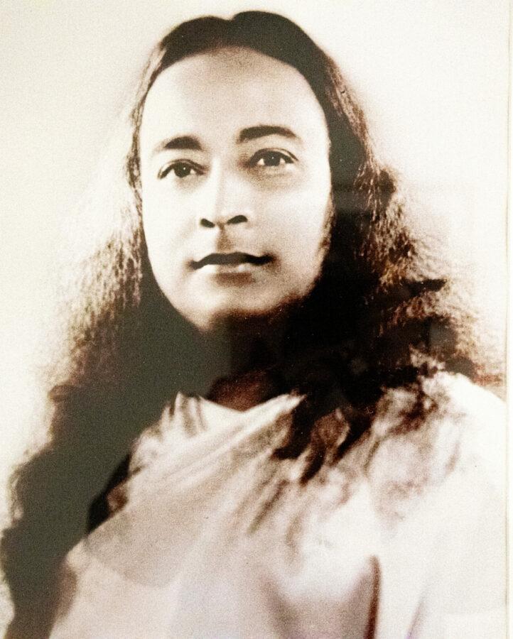 Poträt von Paramahansa Yogananda