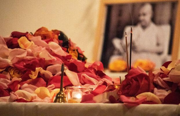 Wir feiern den Geburtstag von Swami Sivananda